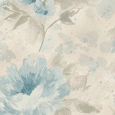 Albany Olina Blue Wallpaper - Product code: 98143