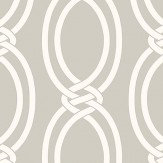 Albany Infinity Light Taupe Wallpaper