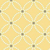 Albany Kinetic Yellow Wallpaper