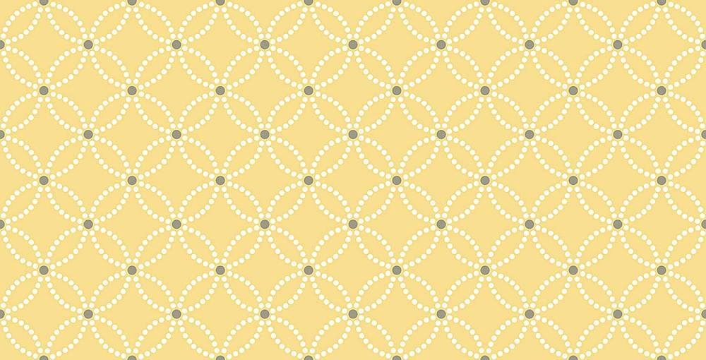 Albany Kinetic Yellow Wallpaper main image