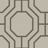 Albany Circuit Taupe Wallpaper - Product code: 21845
