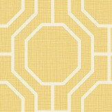 Albany Circuit Yellow Wallpaper