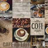 Arthouse Bistro Coffee Wallpaper
