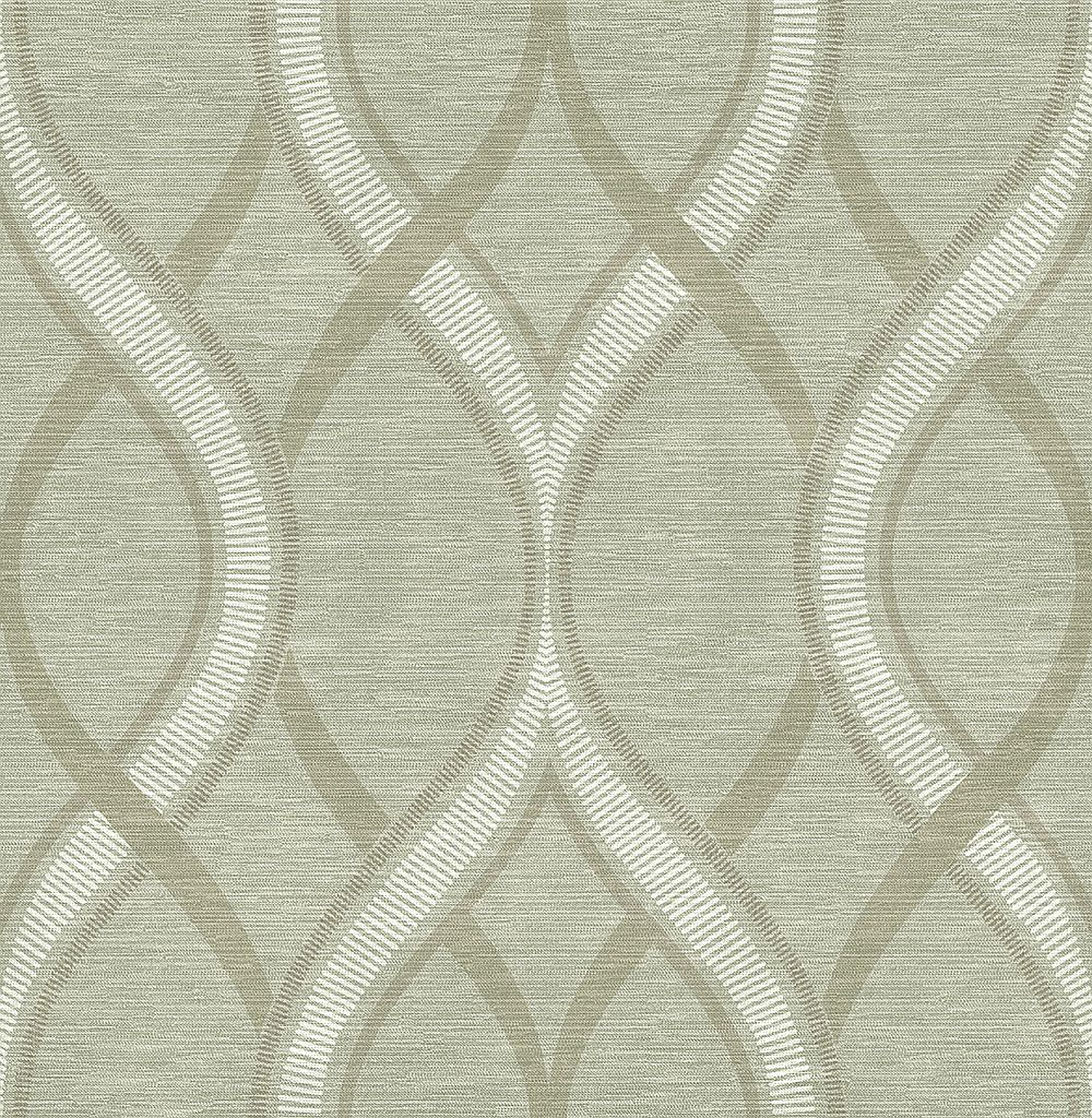 Albany Frequency Sage Wallpaper - Product code: 21853