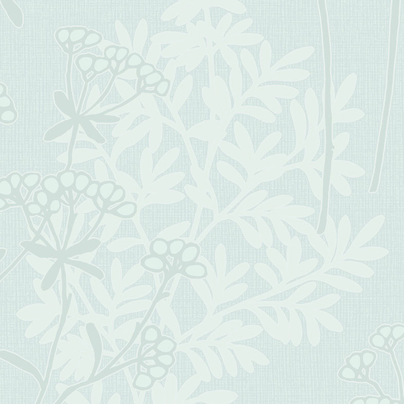 Springtime By Arthouse Duck Egg Wallpaper Direct
