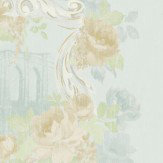 Albany Kingston Duck Egg Wallpaper - Product code: 98181