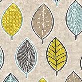 Studio G Coco Chartreuse Fabric - Product code: F0744/01