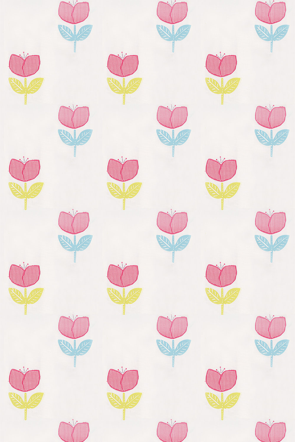 Clarke & Clarke Ava Pink Fabric - Product code: F0663/01