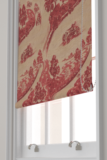Brewers Home Goodwood Red Blind - Product code: BF20001