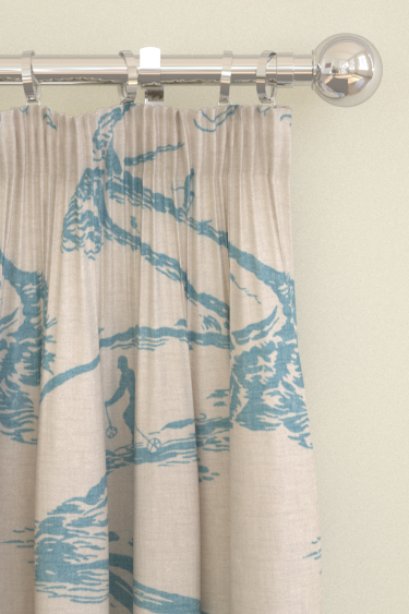 Brewers Home Aviemore Turquoise Curtains - Product code: BF20005