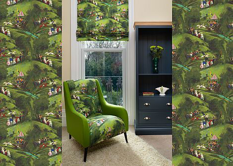 Brewers Home Plumpton Green Fabric