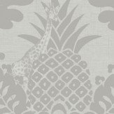 Albany Bengal Metallic Silver Wallpaper - Product code: 98410