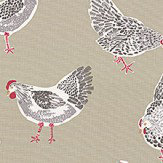 Studio G Rooster Sage Fabric - Product code: F0523/03