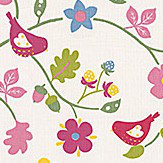 Studio G Bramble Summer Fabric - Product code: F0527/03
