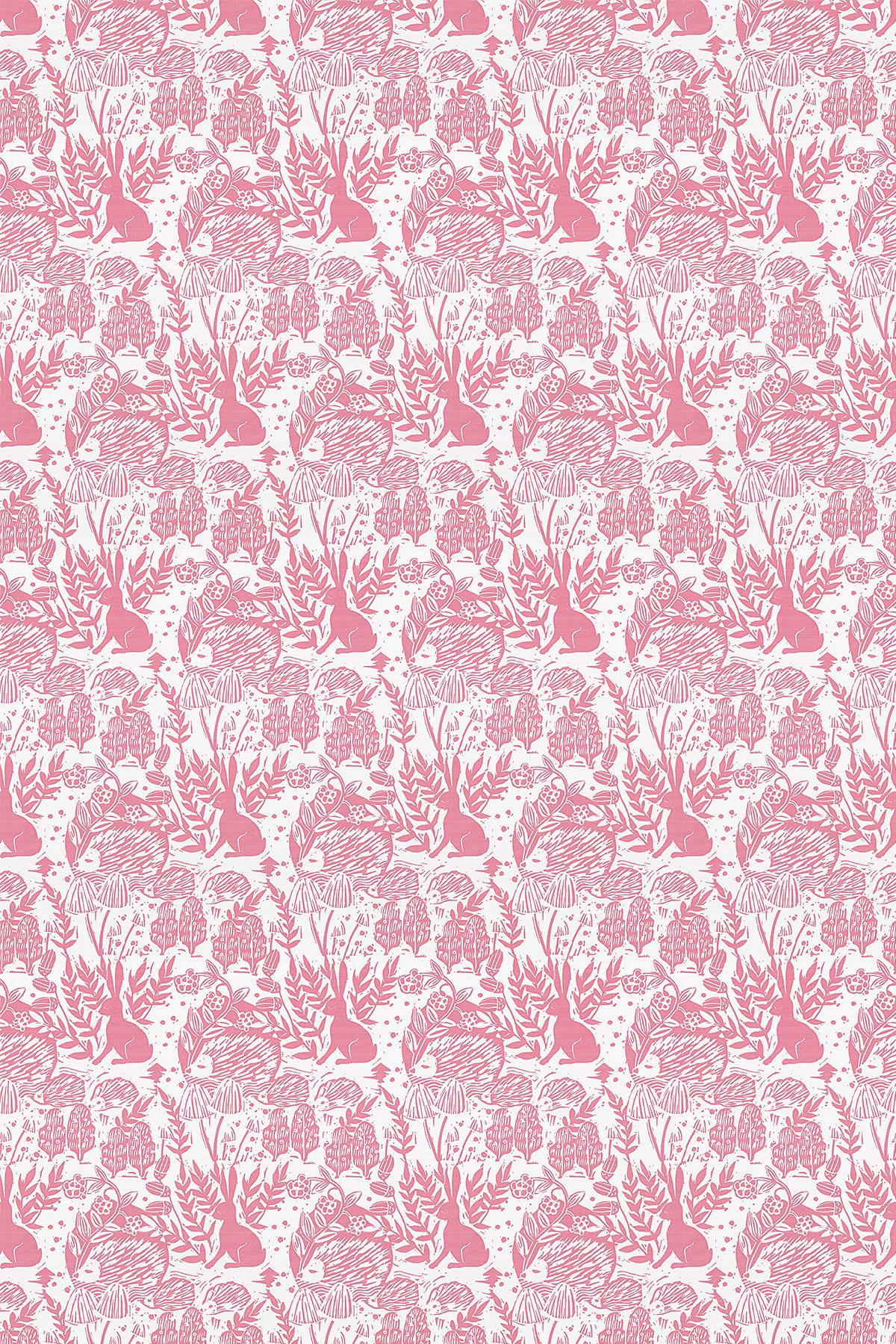 Image of Clarke & Clarke Fabric Hedgerow, F0673/01