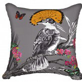 Arthouse Mystical Forest Cushion Slate