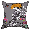 Arthouse Mystical Forest Cushion Slate - Product code: 008291