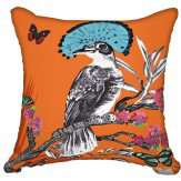 Arthouse Mystical Forest Cushion Orange