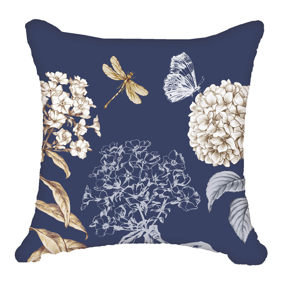Arthouse Night Owl Cushion Blue - Product code: 008298