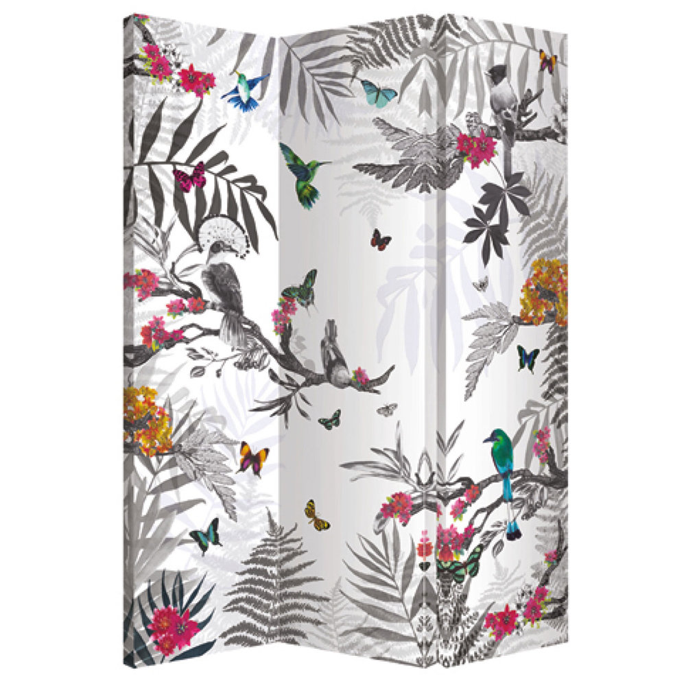 Mystical Forest Room Divider By Arthouse White