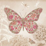 Arthouse Enchanted Butterfly Art