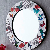 Mystical Forest Mirror