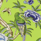Thibaut Giselle Green Wallpaper - Product code: T14225