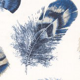 Thibaut Birding Blue Wallpaper - Product code: T14262