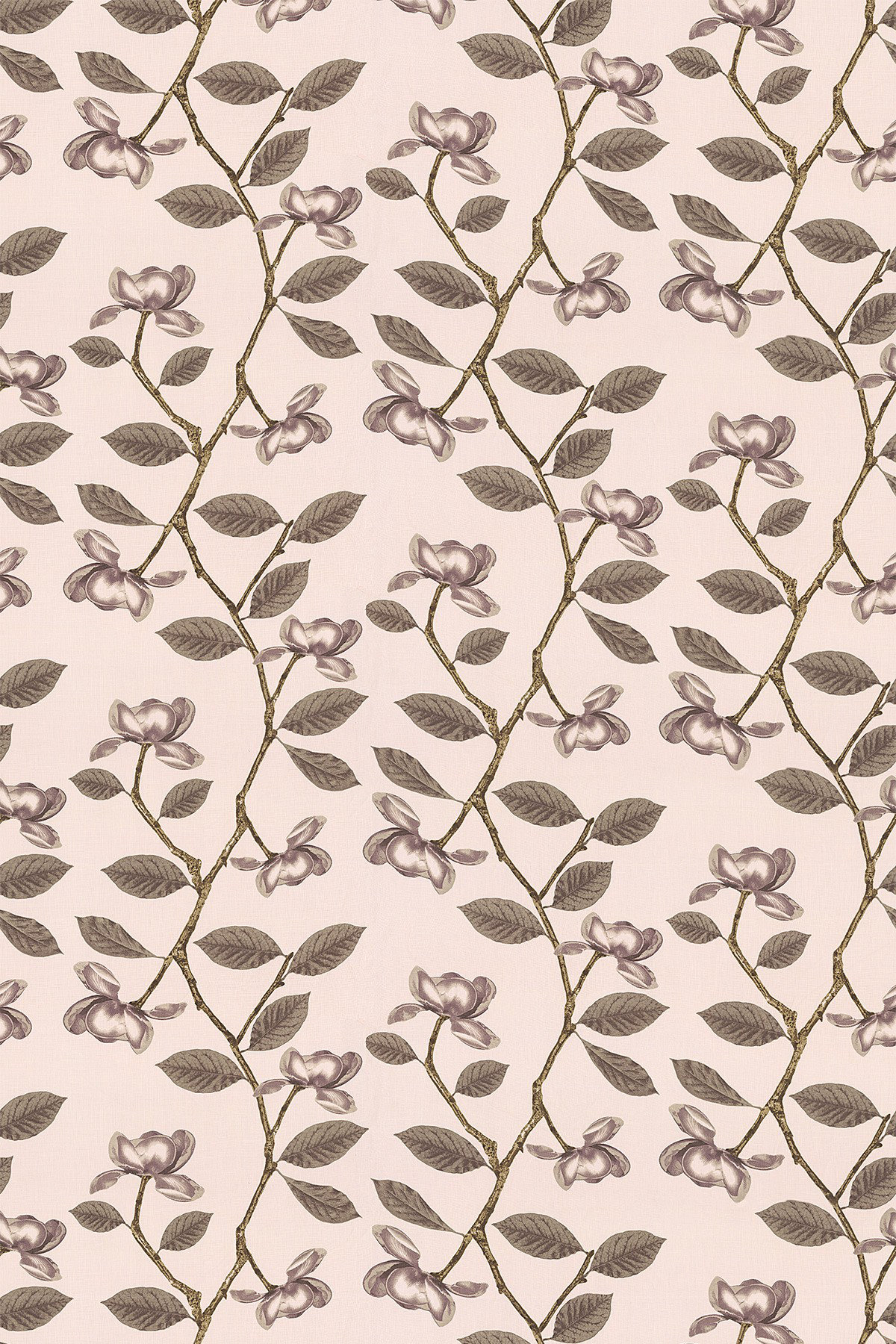 Image of Jocelyn Warner Fabric Flora, JWF-901