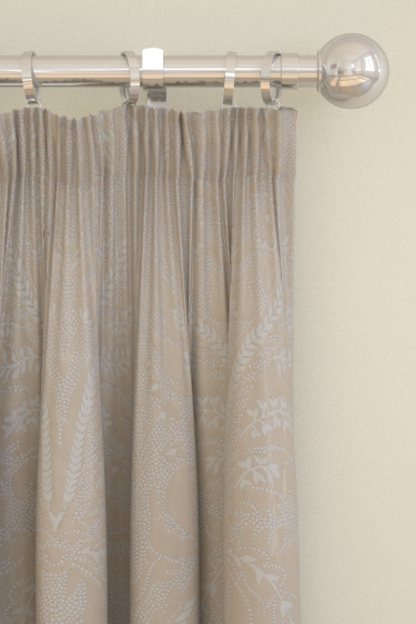 Harlequin Florence  Oatmeal Curtains