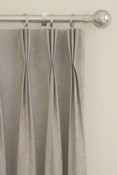 Florence Curtains By Harlequin Oatmeal Wallpaper Direct