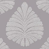 Harlequin Kamille Mauve Fabric - Product code: 131553