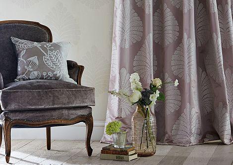 Harlequin Kamille Mauve Fabric