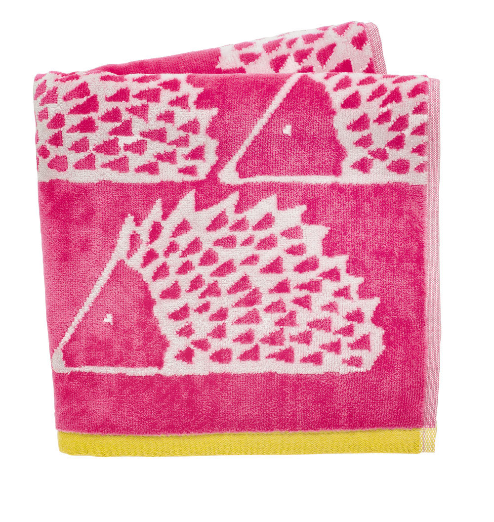 Scion Spike Pink Towel - Product code: 188760