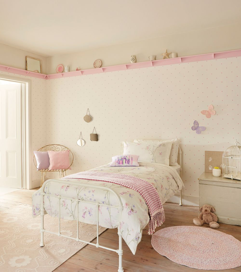 Sanderson Fairyland Housewife Pillowcase Multi extra image