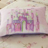 Sanderson Fairyland Cushion Lilac