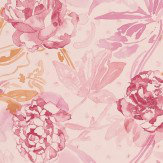 Coordonne Roses Pink Wallpaper - Product code: 4800012