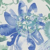 Coordonne Flowers Blue Wallpaper - Product code: 4800031