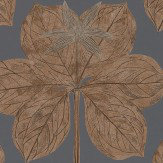 Harlequin Lovers Knot Russet Wallpaper - Product code: 111229