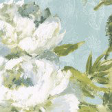 Designers Guild Floreale Natural Wallpaper