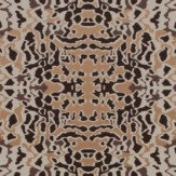 Matthew Williamson Turquino Antique Gold, Bronze and Cacao Wallpaper
