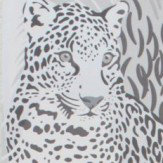 Matthew Williamson Leopardo Silver Wallpaper
