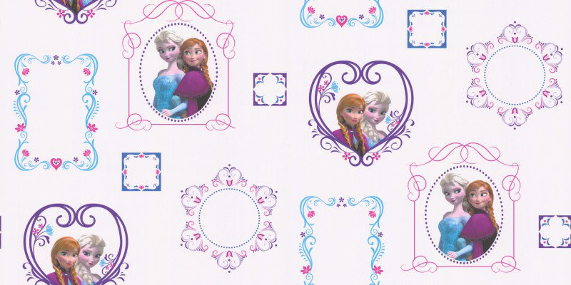 Kids @ Home Wallpapers Frozen Frames, 70-539