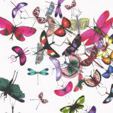 Christian Lacroix Mariposa Perroquet. Wallpaper