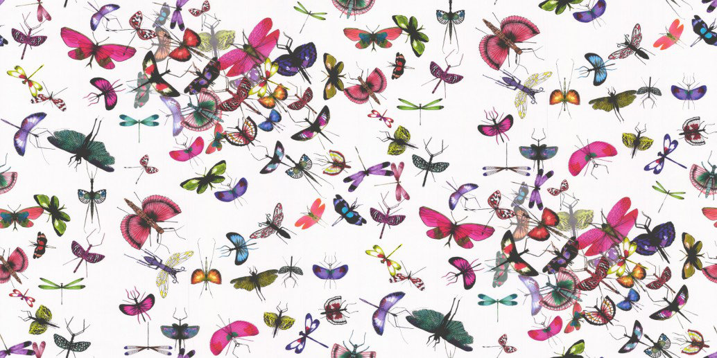 Image of Christian Lacroix Wallpapers Mariposa, PCL666/01