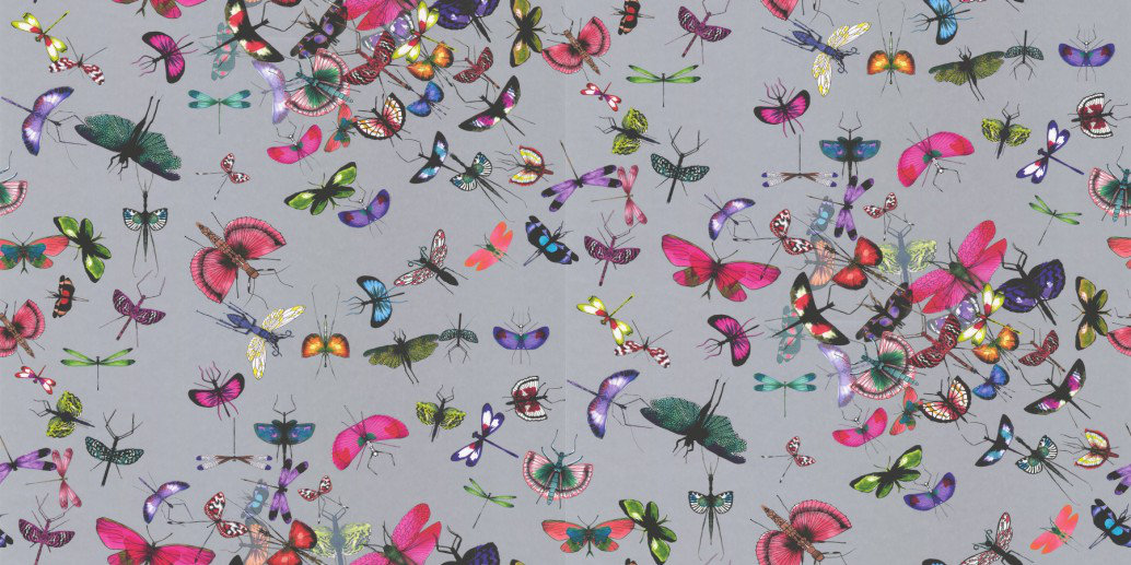Image of Christian Lacroix Wallpapers Mariposa, PCL666/06