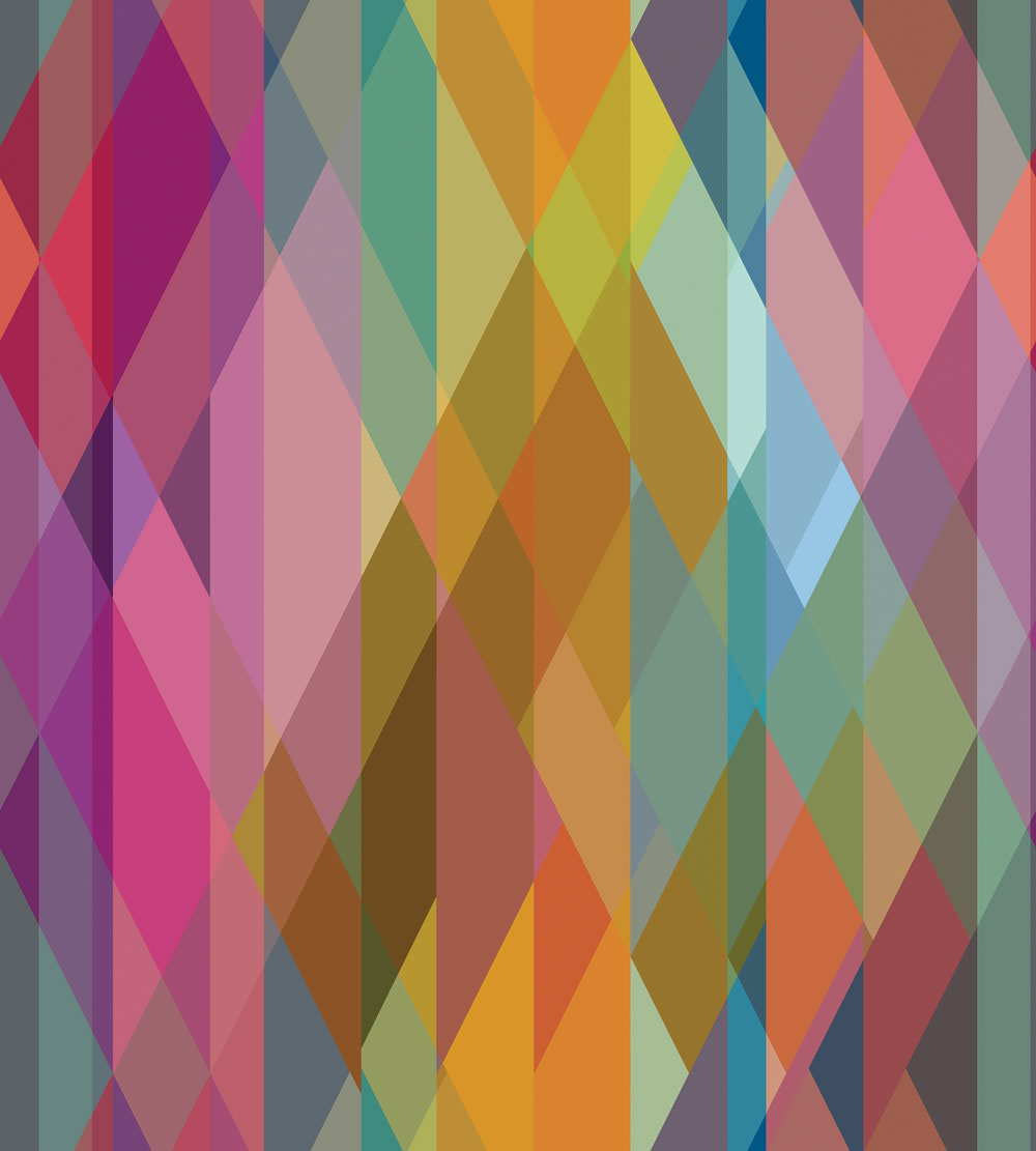 Prism By Cole Son Multi Coloured Wallpaper Direct