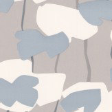 Villa Nova Issy Powder Blue Wallpaper
