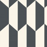 Cole & Son Tile Black and White Wallpaper - Product code: 105/12050