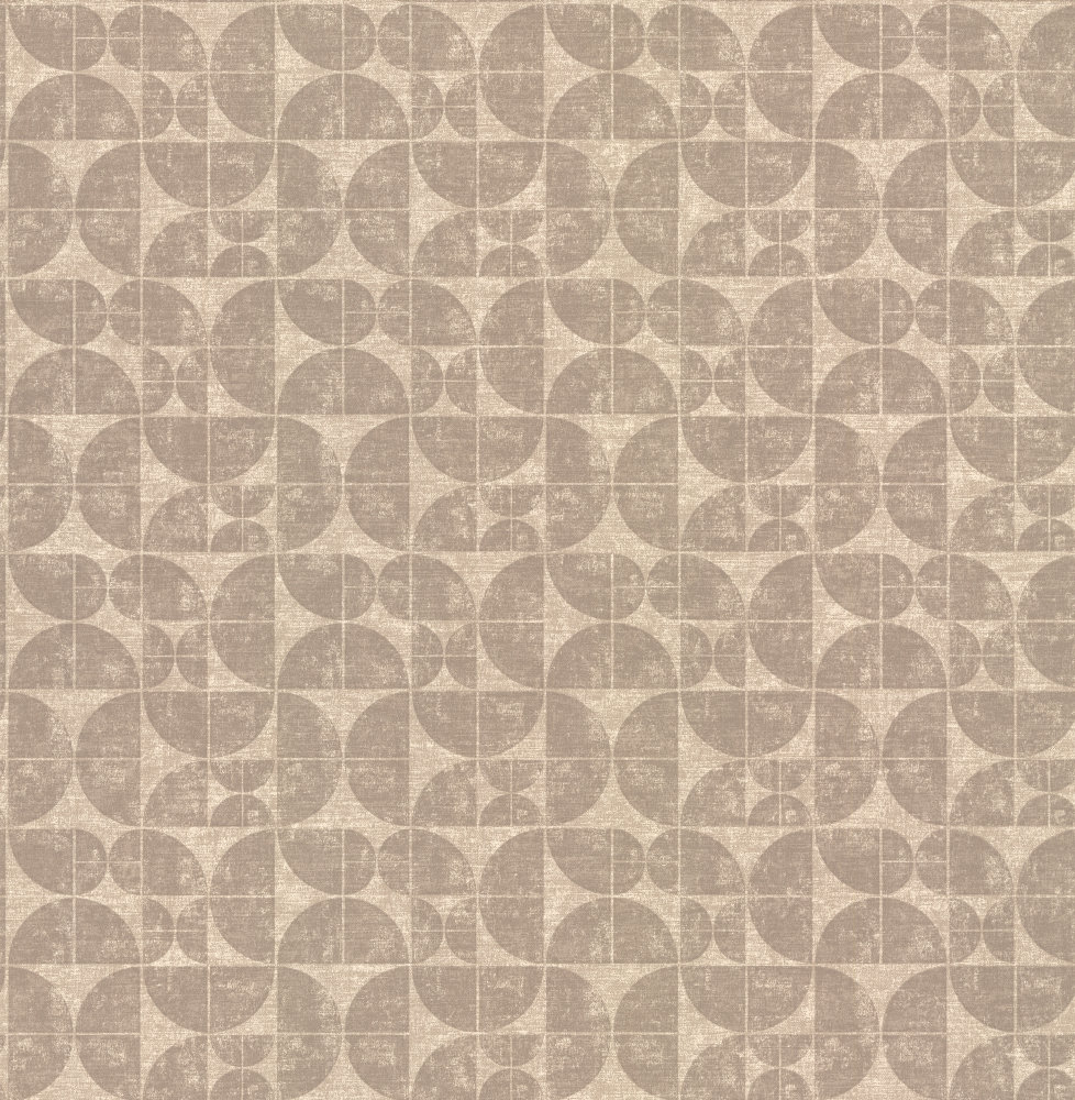 Ian Mankin Acton Oatmeal Wallpaper - Product code: WCACTONOAT